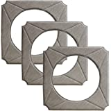 REYEE - Panni di ricambio in microfibra per la pulizia per Ecovacs Winbot, accessori per aspirapolvere
