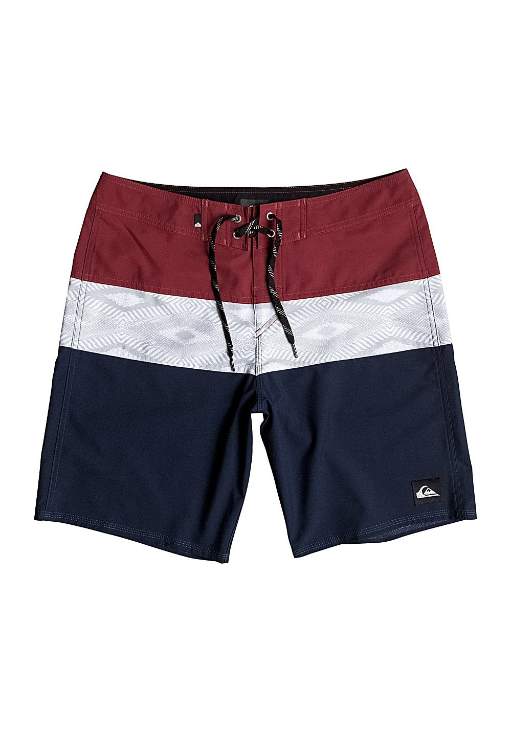 Herren Boardshorts Quiksilver The Panel Vee 19 Boardshorts