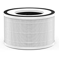 Afloia Air Purifier Replacement Filter Kit No.Fillo& No.Halo True HEPA Filter (1 HEPA Filter)
