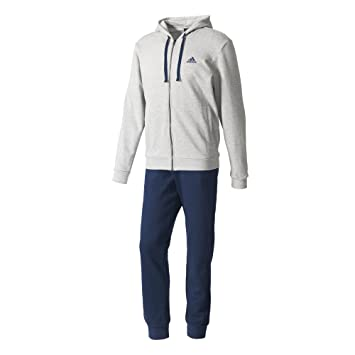adidas Survêtement de Sport pour Hommes Co Energize TS 2 Medium Grey  Heather Collegiate Navy 1ae02dabdf9