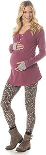 product image for Majamas Birch Top - Soft Long Sleeve Maternity/Nursing/Breastfeeding Tee Shirt