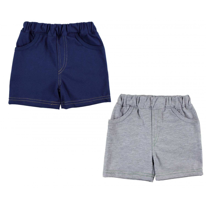 TupTam Jungen Kurze Hose Bermuda 2er Pack