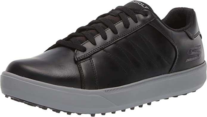 Skechers Men's Drive 4 Lx Waterproof Golf Shoe