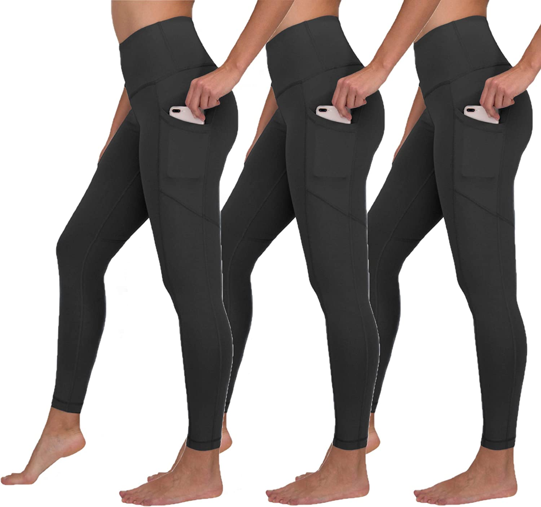90 Degree By Reflex Womens Power Flex Yoga Pants