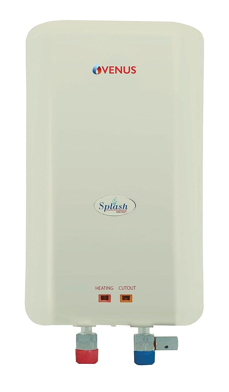 Venus Splash 3P30 3-Litre Instant Water Heater (Ivory)