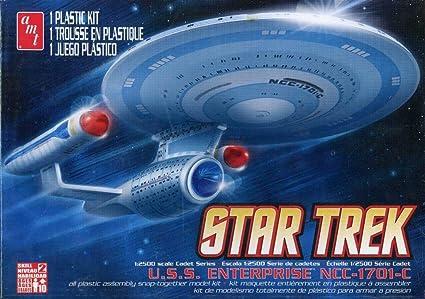 Maquette en plastique Star Trek U.S.S Enterprise NCC-1701