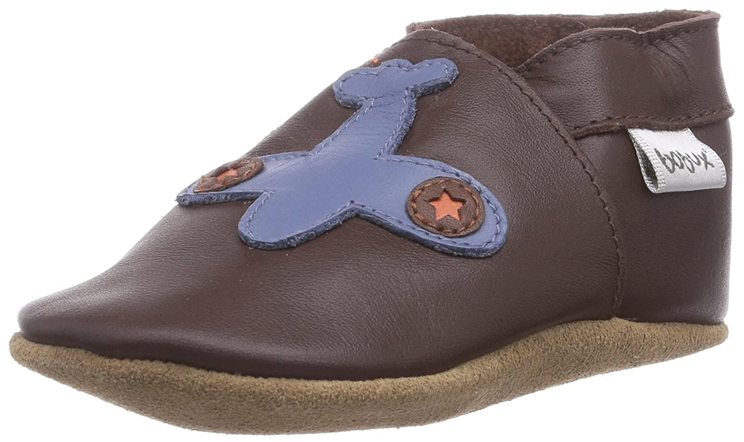 Bobux Unisex Babies' 460789 First Shoes - House Shoes