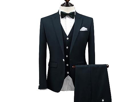 04c14aa4ec59 qieke 2017 new arrivals latest coat pant designs wedding suits for men deep  green slim mens