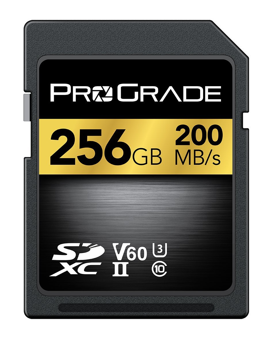 ProGrade Digital SDXC UHS-II Memory Card
