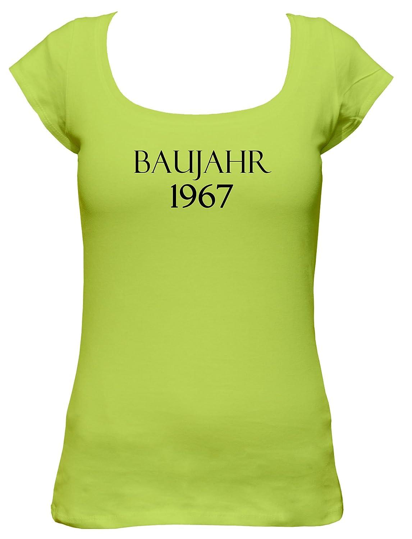 tess4low Diseño Año 1967 FUN - Camiseta, camiseta para ...