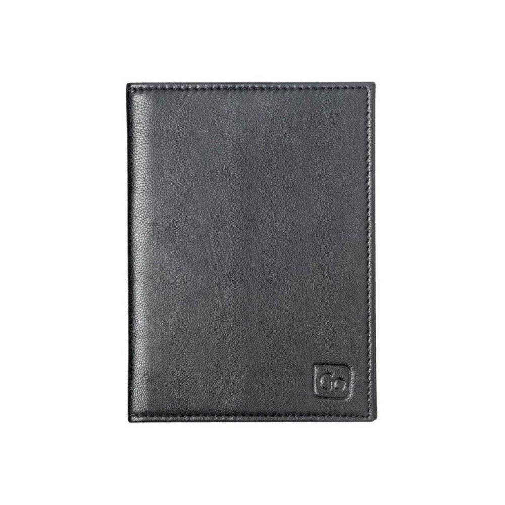 Design Go Rfid Passport Holder, Black, One Size Design Go LTD 672