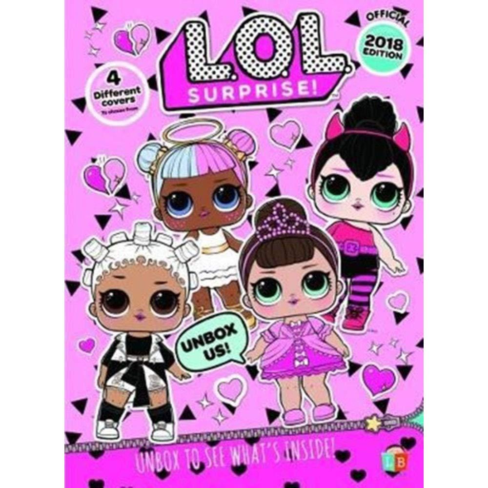 L.O.L. Surprise 2018 Edition 2018 1 unidad - modelos surtidos: Amazon.es: Little Brother Books Limited: Libros en idiomas extranjeros