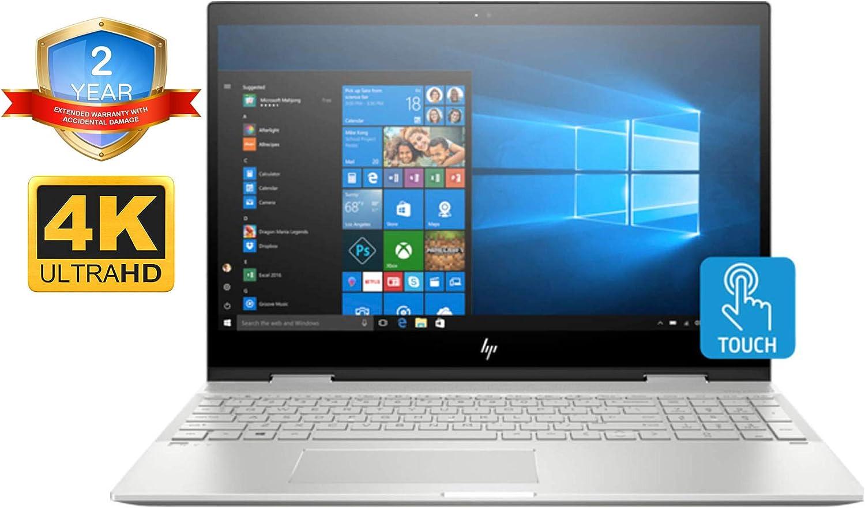HP Envy x360 Home and Business Laptop (Intel i7-8565U 4-Core, 64GB RAM, 1TB SATA SSD, 15.6