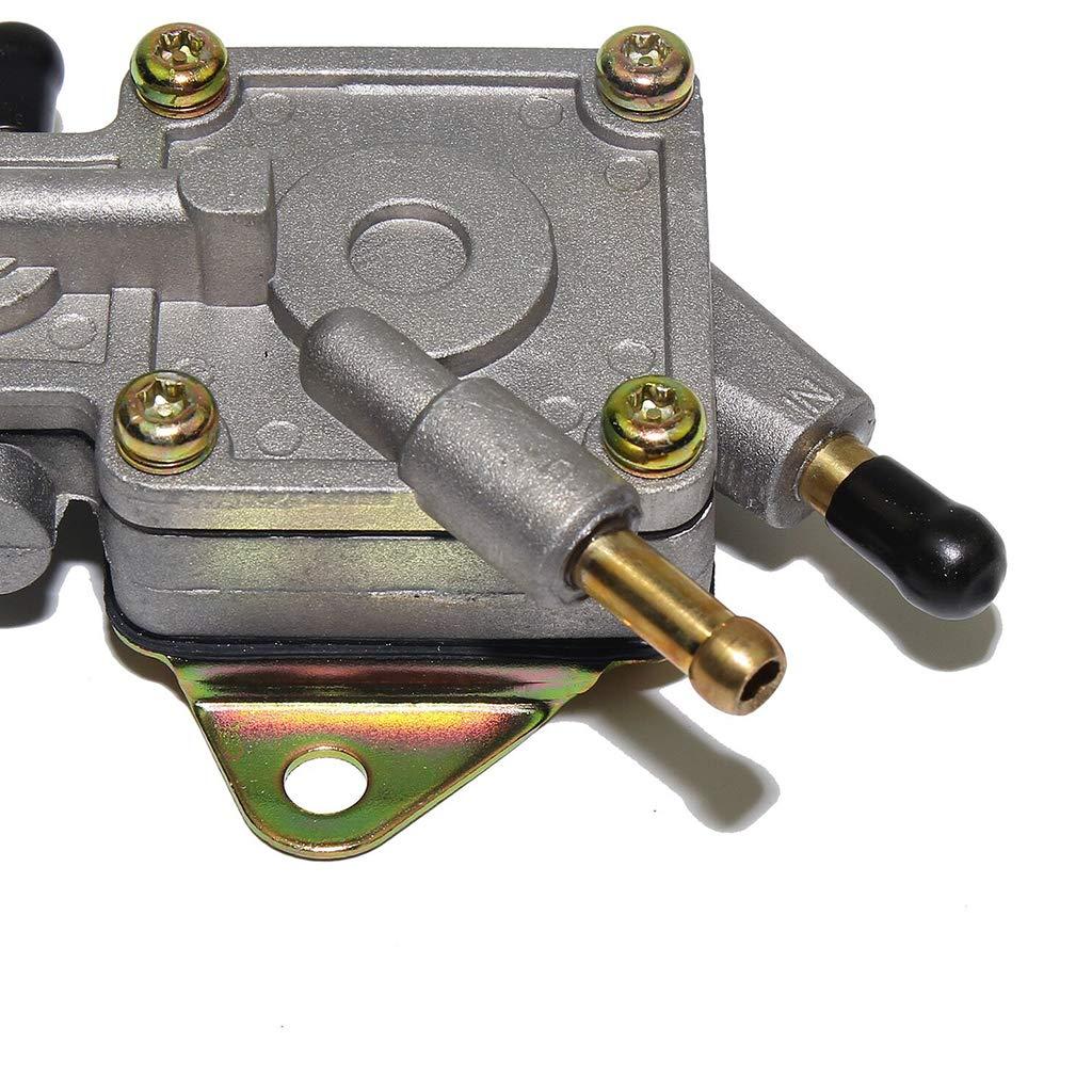 perfeclan Pompa del Carburante Elettrica Benzina di Vuoto Per Yamaha Tdm 850 1991-1996