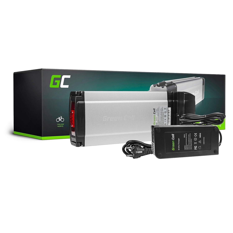 GC® EBIKE Batería 36V 11.6Ah Bicicleta Eléctrica Rear Rack ...