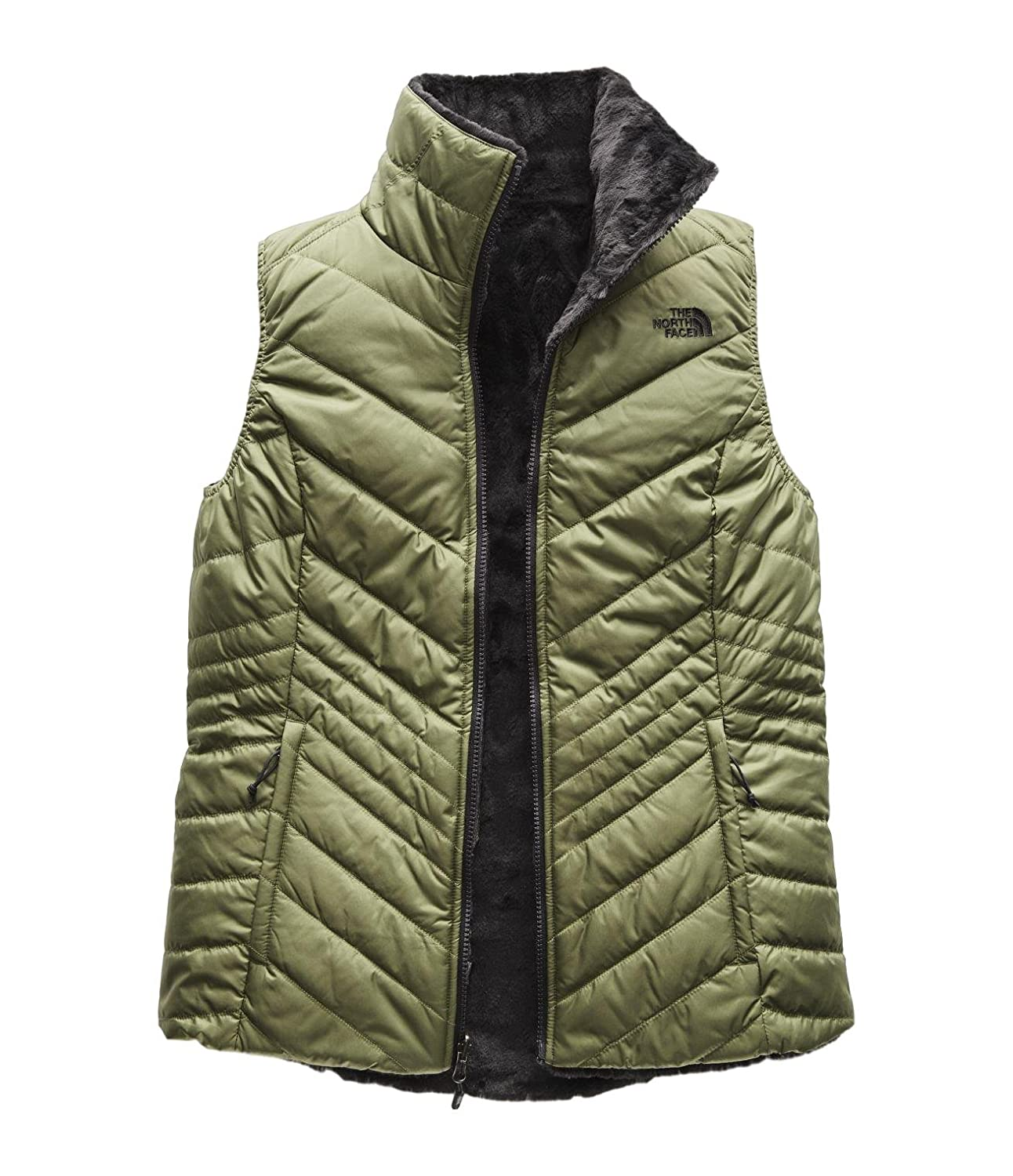 cd38b2df5 The North Face Women's Mossbud Insulated Reversible Vest