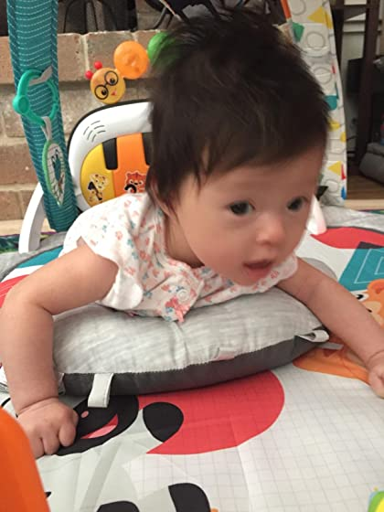 Baby Einstein 4-in-1 Kickin' Tunes Music Activity Gym Play Mat Great cognitive and motor developmental toy for the price