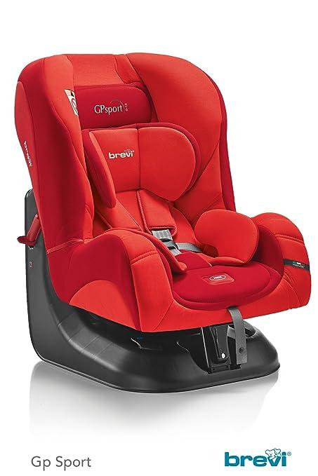 3 opinioni per Brevi 517-233 Gp Sport Seggiolino Auto, Rosso