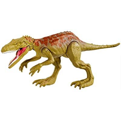 Jurassic World Battle Damage Herrerasaurus: Toys & Games