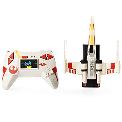Air Hogs Star Wars Remote Control Zero Gravity X-Wing Starfighter: Toys & Games