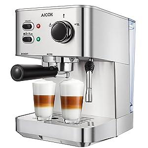 Espresso Machine Aicok Review