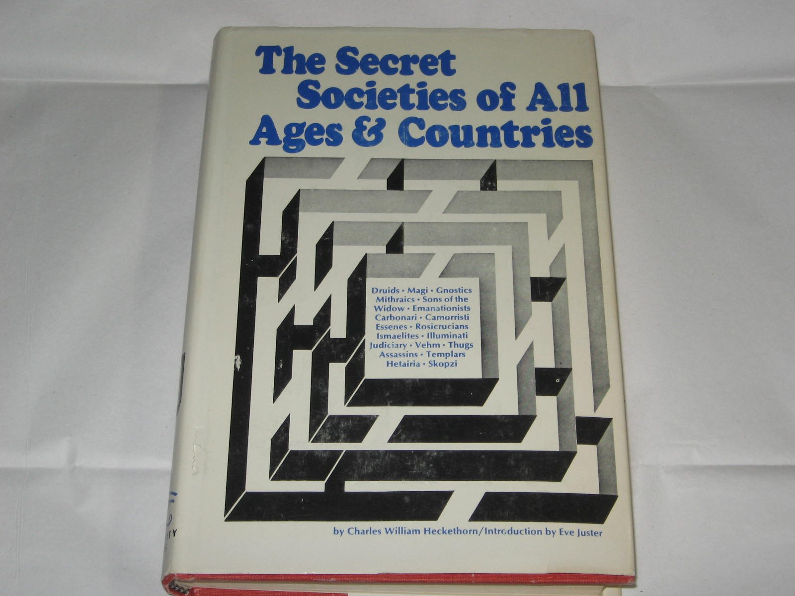 The Secret Societies of All Ages and Countries (2 volumes) pdf