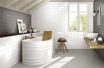 Genial Ragno Brick Glossy Sur 10 X 30 CM R4jg Carrelage Pour Cuisine Maison ...