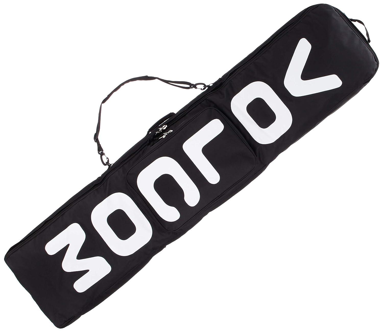 [ボルコム] ボードケース 160cm (ショルダーテープ) [ J65519JD / Vcm Board Case ] スノーボード リュック 2WAY B07DPZ14D8 BLK_ブラック