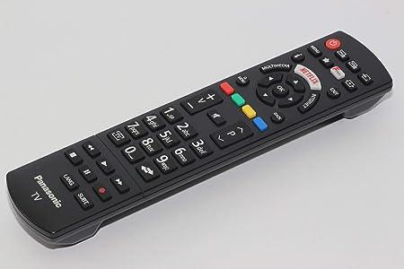 Panasonic RC49129 30094757 - Mando a distancia para televisor con ...