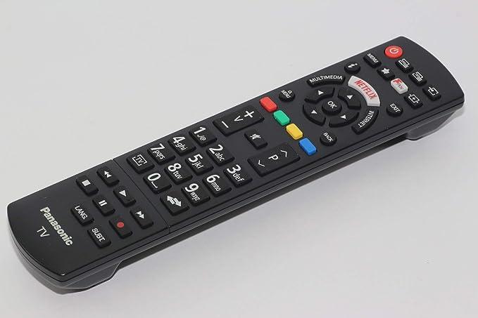 Panasonic RC49129 30094757 - Mando a distancia para televisor con botón Netflix: Amazon.es: Electrónica