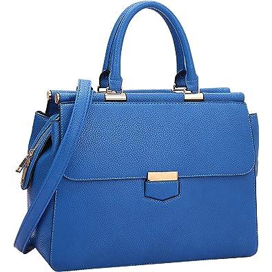 876c8c872ab5 Amazon.com | Dasein Briefcase Satchel with Expandable Side Zipper ...