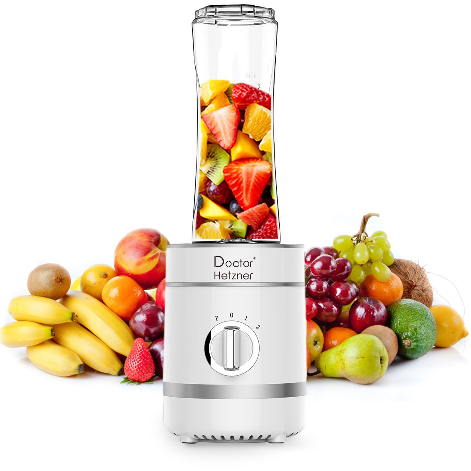 Doctor Hetzner, Personal Blender for Smoothies