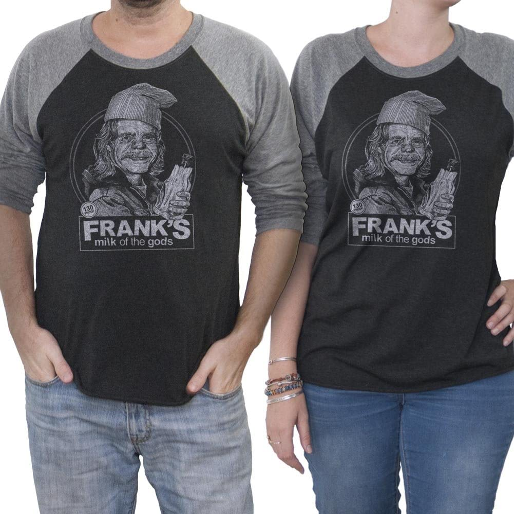 Shameless Frank Gallagher Long Sleeve Unisex Shirt