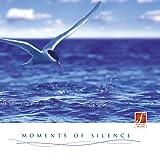 Moments of Silence : Se détendre au son de harpe, de flûte de pan, de violons, du piano [Import allemand]