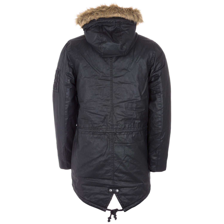 adidas NEO Coated Jacked Herren Winterjacke S90298