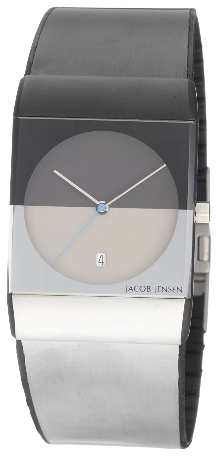 4422f89fe8bd Jacob Jensen Gents Watch Classic Series 510  Amazon.co.uk  Watches
