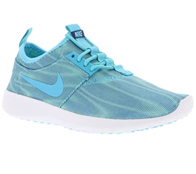 get cheap 6cf88 80c5e Nike Damen WMNS Juvenate Print Turnschuhe, Azul (Gamma GMM Blue-Dp RYL Bl