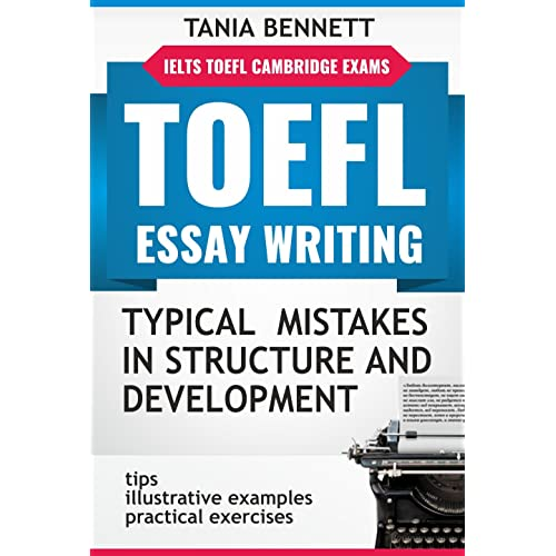 toefl essay writing examples