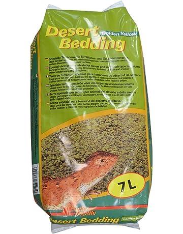 Lucky Reptile DBY de 7 Desert Bedding Golden Yellow, ...