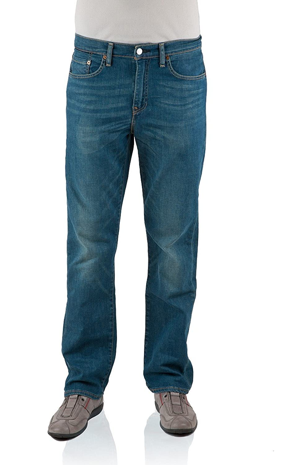 Levi's apos;s Men's 751 Standard Fit Straight Fit Jeans - -: Amazon.co.uk:  Clothing