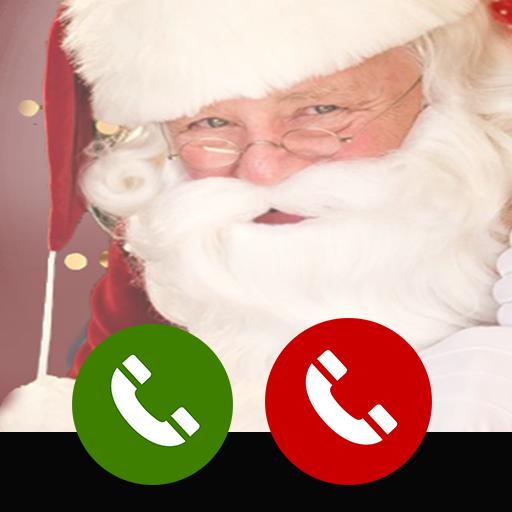 Game Santa - Fake call from Santa
