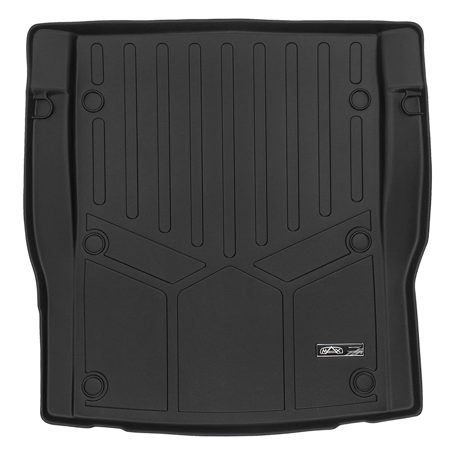 for BMW 3 Series 2012-2017 MAX LINER D0210 Black MAXTRAY Cargo Liner