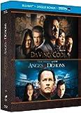 Anges & démons + Da Vinci Code [Blu-ray + Blu-ray bonus + Digital UltraViolet]
