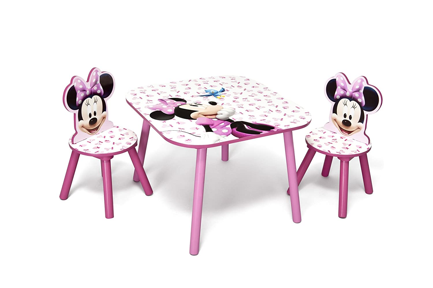 Delta Children Table and Chair Finding Dory Bed TT89538FD