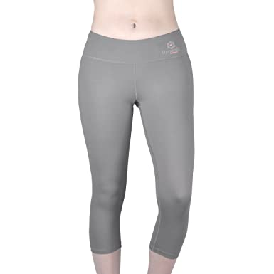 351261b12262 Dynamic Athletica Compression Capri Leggings For Women Slimming Yoga Pants Tights    Workout Clothes