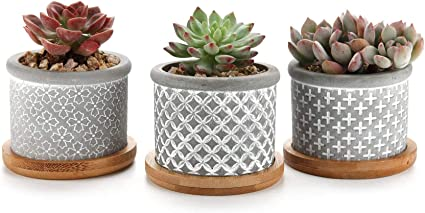 Concrete pot Concrete Square Tray modern. plate decor air plant holder succulent planter handmade plant pot dish indoor plant