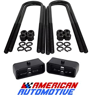 """2X Lift 3/"""" Front Leveling Kit Fits Ford Excursion F250 F350 Super Duty 99-18 2WD"""