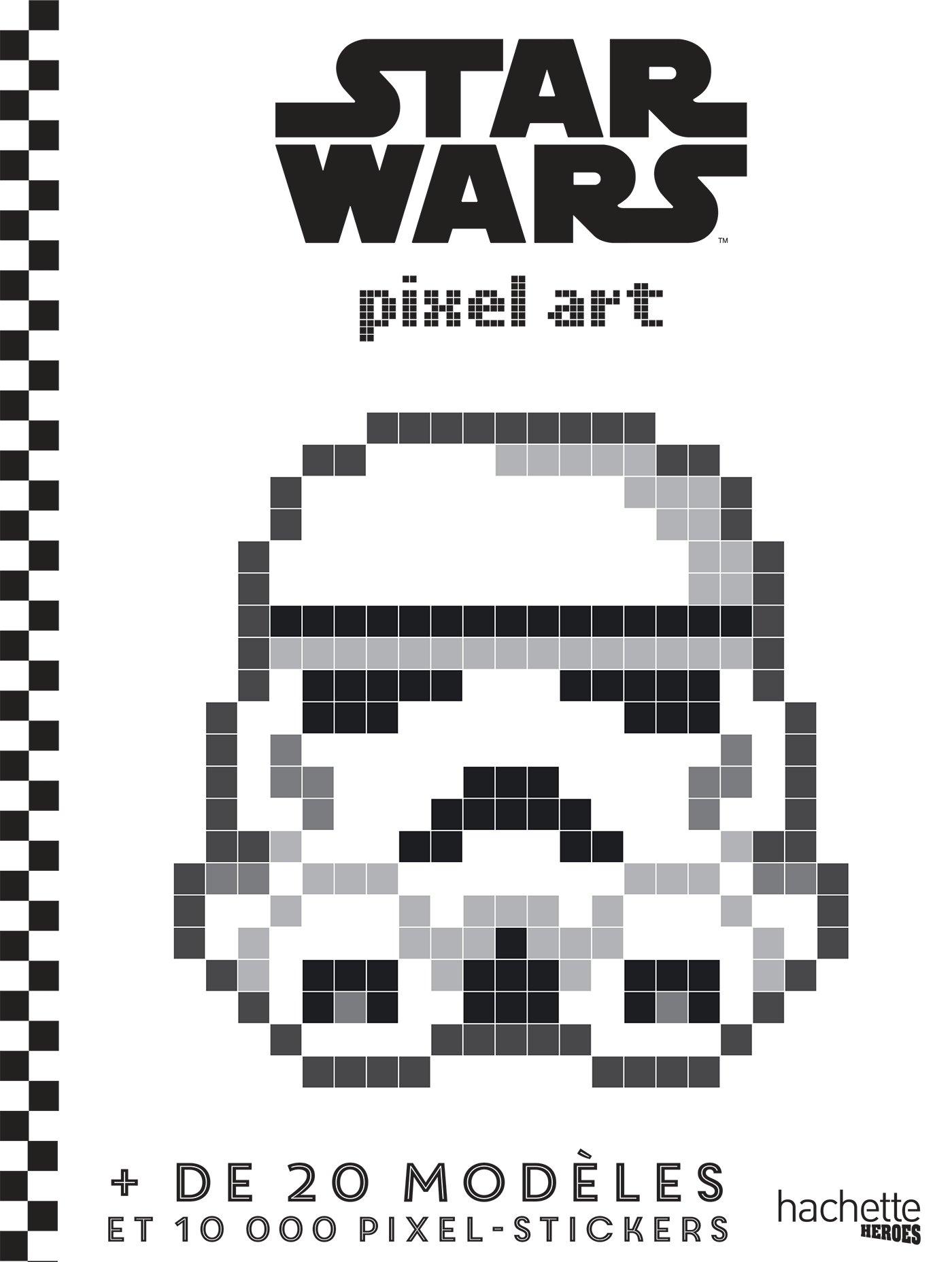 Pixel Art Star Wars Amazoncouk Jérémy Mariez