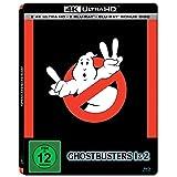 Ghostbusters 1 + 2 (SteelBook) (2 x UHD, 3 x Blu-ray) [4K Blu-ray]
