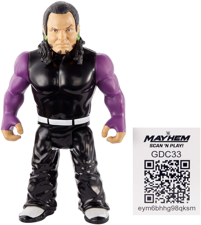 WWE Mattel COMPLETE SET Retro Figure Series 8 Iron Sheik//Hardy//Braun//Ryder